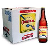 Cerveja Original, Pilsen, 600ml, Garrafa, CX C/12