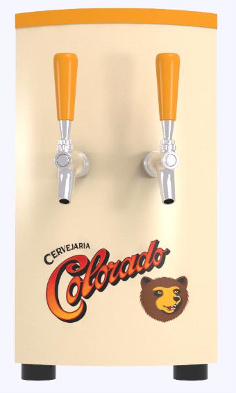 Chopp-Colorado-Cauim-30L