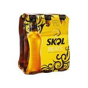 Skol Beats 330ml - Caixa com 6 unidades