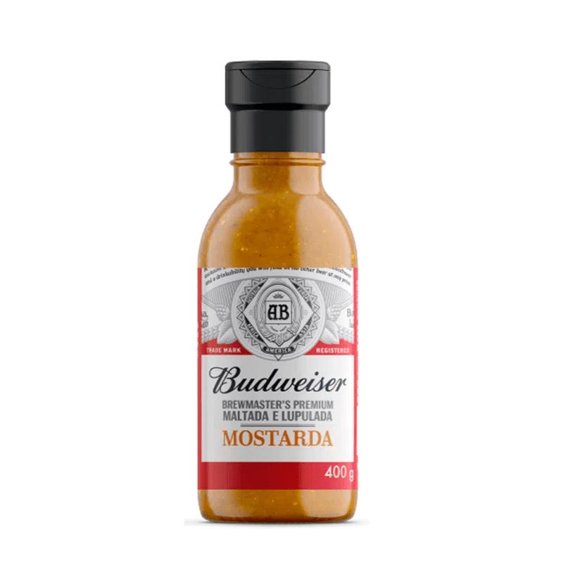 Molho-Mostarda-Budweiser-400g