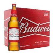 Budweiser 550ml Cx C/ 12