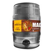 Cerveja Madalena Amber Ale Barril 5L