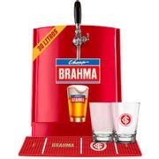 Kit Internacional: Chopp Brahma 30L + 6 calderetas + 1 barmat
